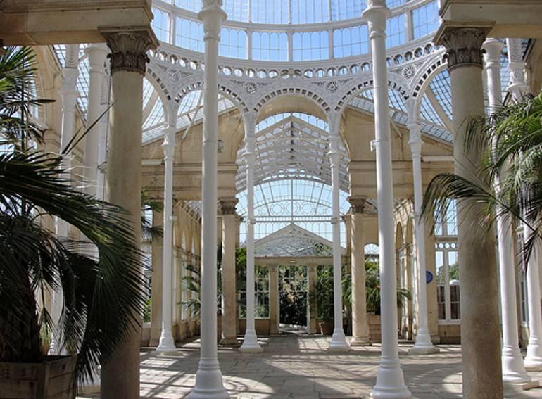 Syon House Interior