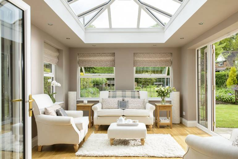the best interior design themes for your conservatory