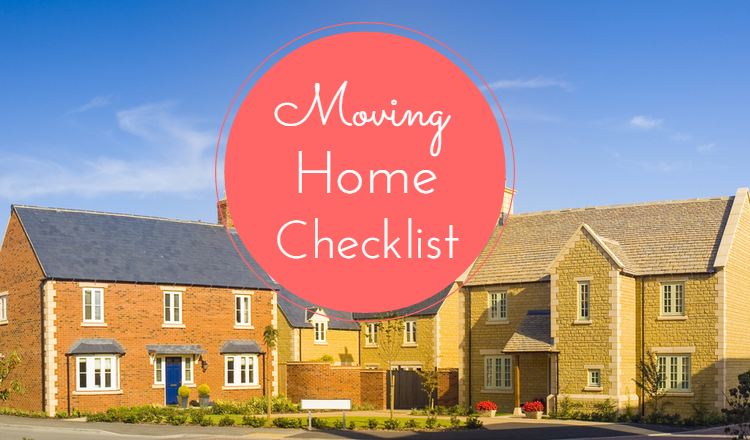 Moving Home? Here Are Some Printable Checklists to Help