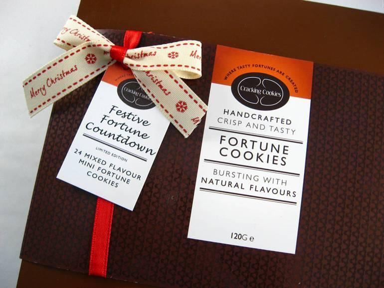 Fortune Cookie Calendar