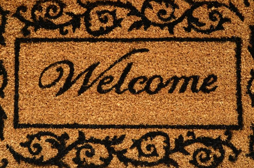 Welcome Home! Making your Entranceway more Personal
