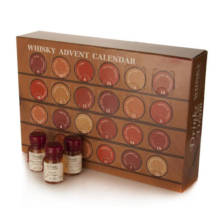 Whiskey Calendar