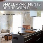 book cover for small apartments