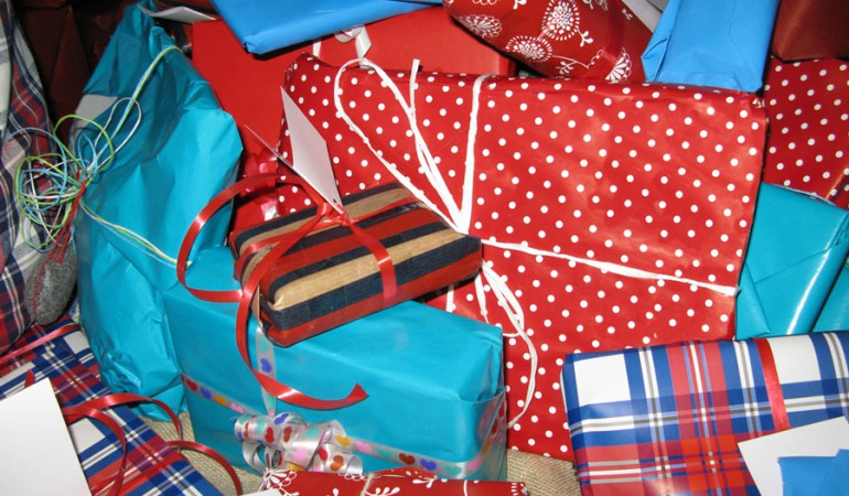 Christmas Present Poll: Where To Hide Christmas Presents!