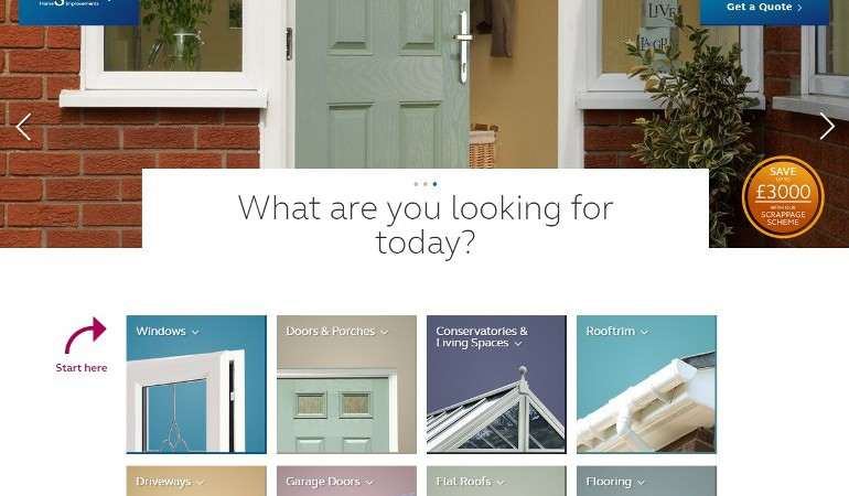 A Tour of Anglian's Fantastic New Website