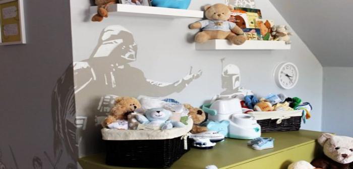 New Star Wars Film Inspires Intergalactic bedroom designs