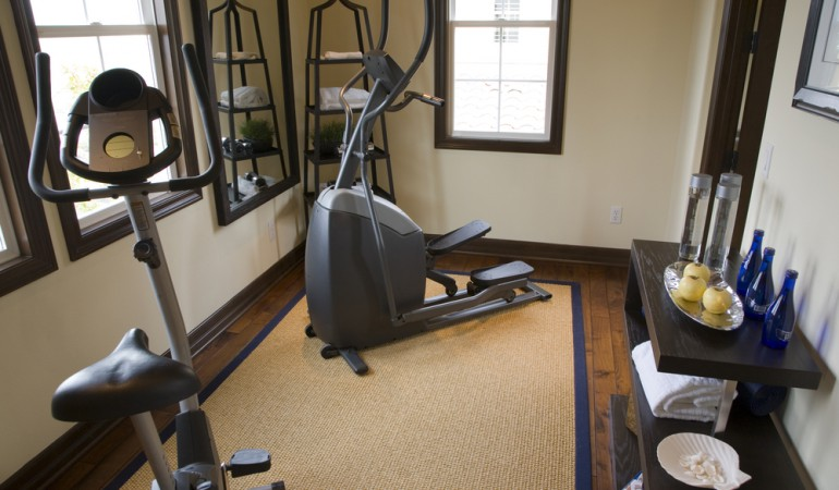 Why You Should Start Building a Home Gym