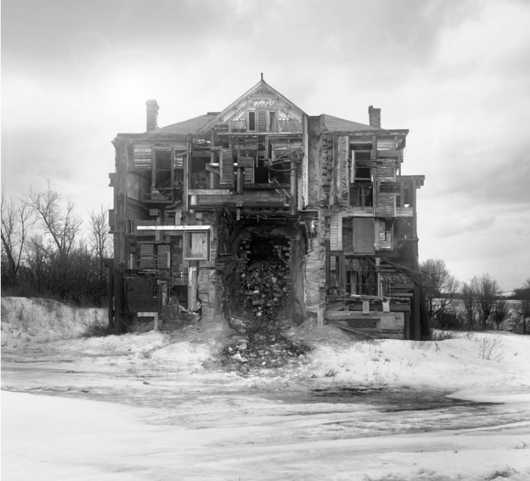One of Jim Kazanjian's foreboding images