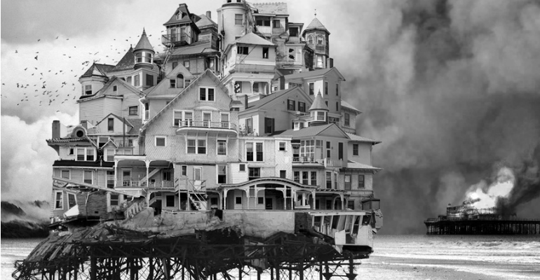 What Happens When Architecture Meets Horror?