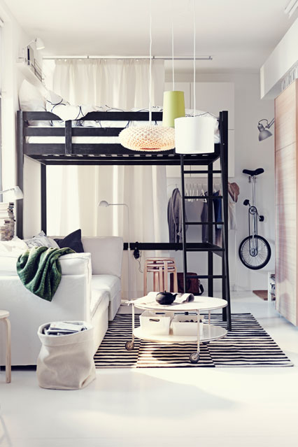 Small room ideas by good to be home