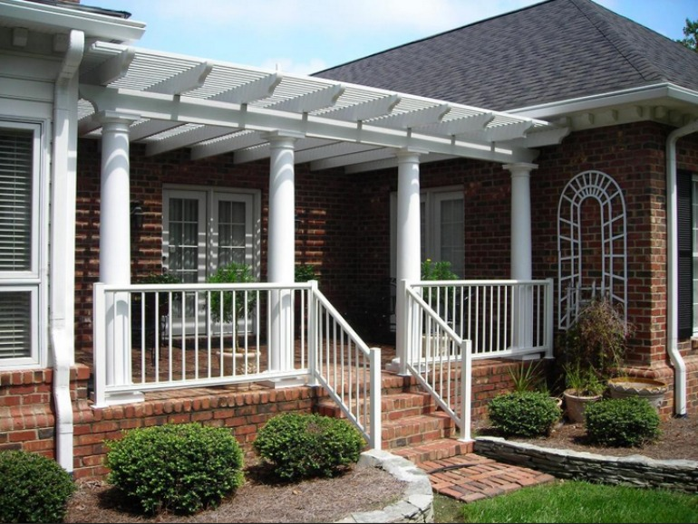 Community restoration 9 awesome spring design ideas for Front porch ideas