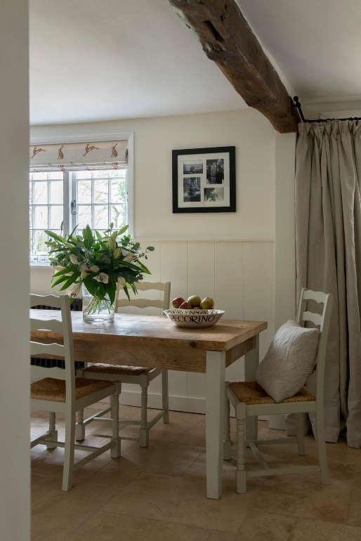 Modern Country Style dining room