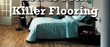 How to Pick Killer Flooring to Match Your Room