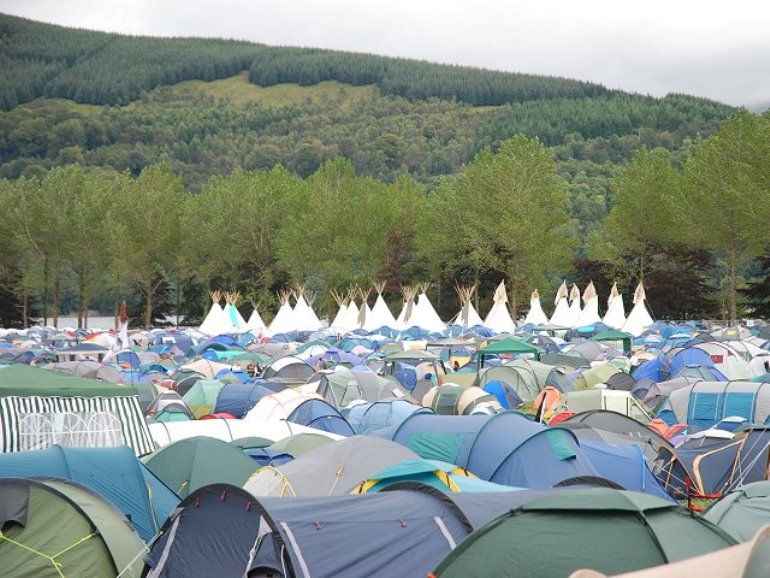 Festival tents & A Guide to Making Your Festival Tent More Homely