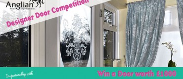 Bloggers, Win A Designer Door Worth £1000, Plus Runner-Ups!