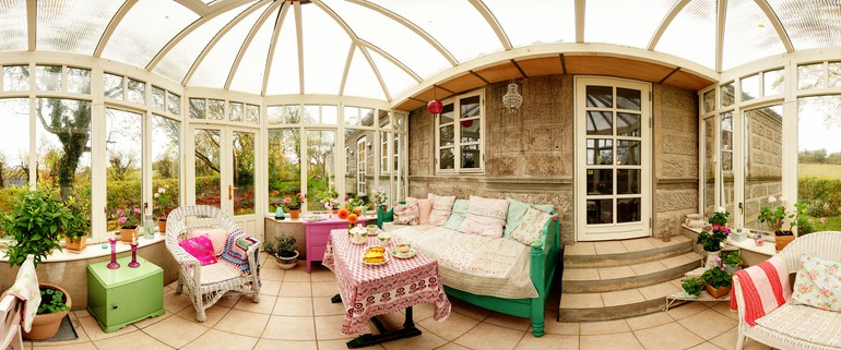 How To Stop Art Fading In Your Conservatory