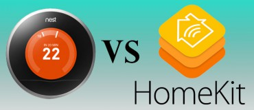 Apple HomeKit vs Google's Nest