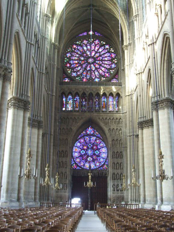 Reims Cathedrale Notre Dame