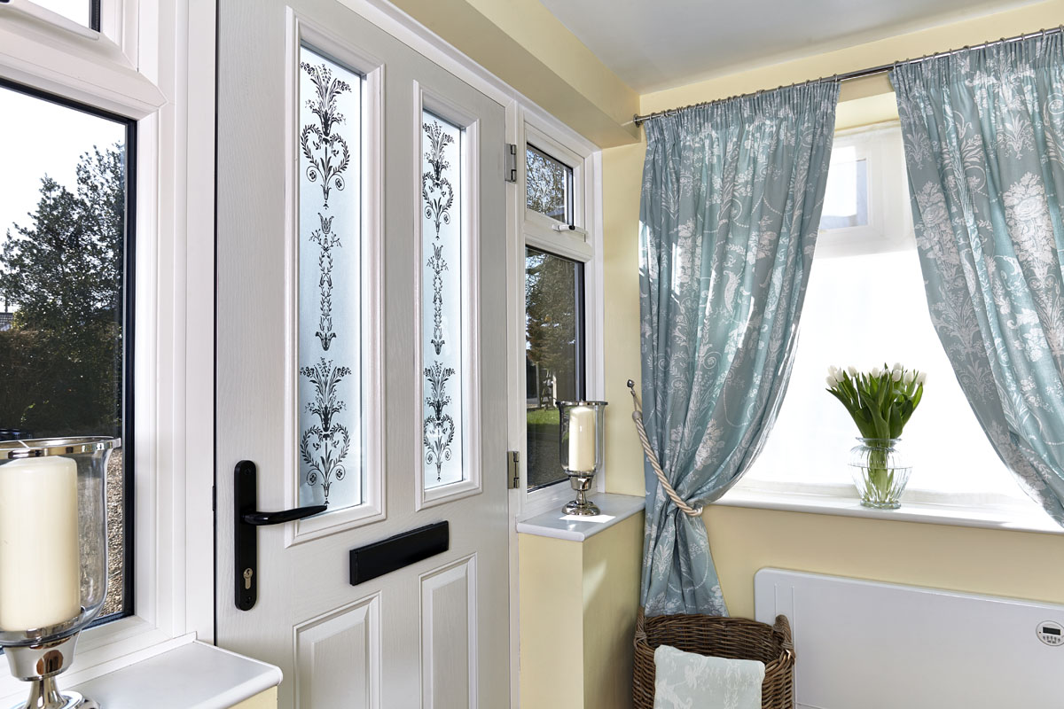 Laura Ashley Josette Door