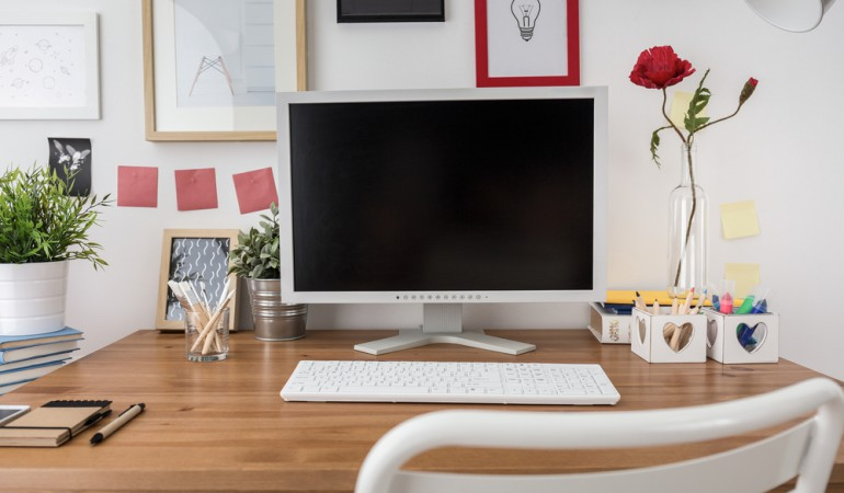 How To Create a Productive Home Office Environment