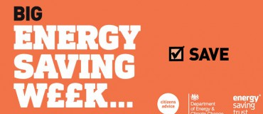 Big Energy Saving Week – Save