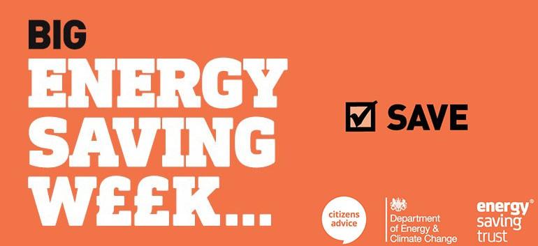 Big Energy Saving Week - Save