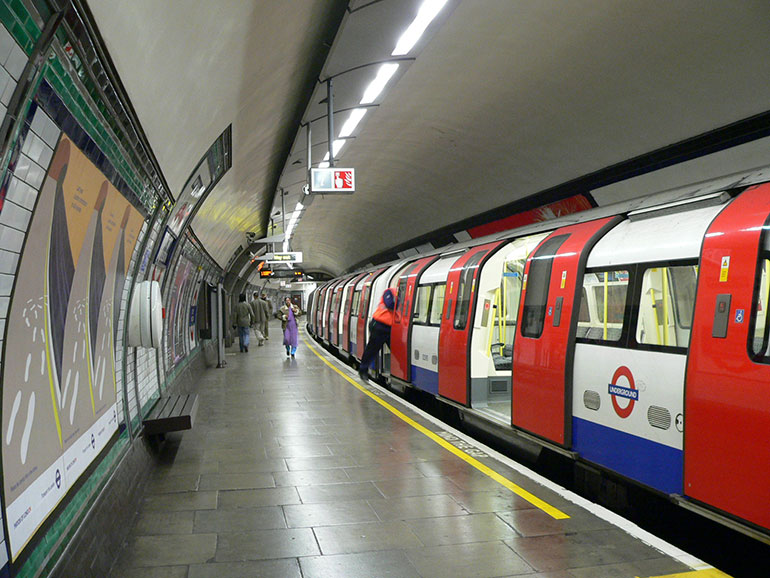 London Underground is home to plenty of ghosts apparently