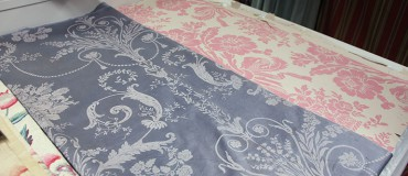 The History of Laura Ashley's Damask Designs – Tatton, Annecy & Josette