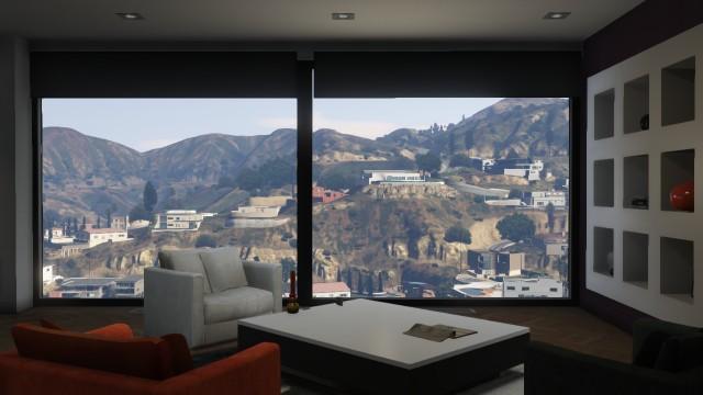 Interior design in Grand Theft Auto V