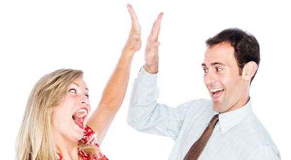 High five, we're saving money!