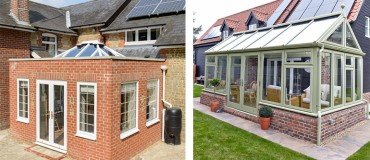 What's the Difference Between Orangeries and Conservatories?