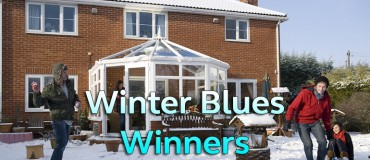 Our Winter Blues Winners and Your Top Tips