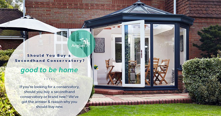 Should You Buy a Secondhand Conservatory?