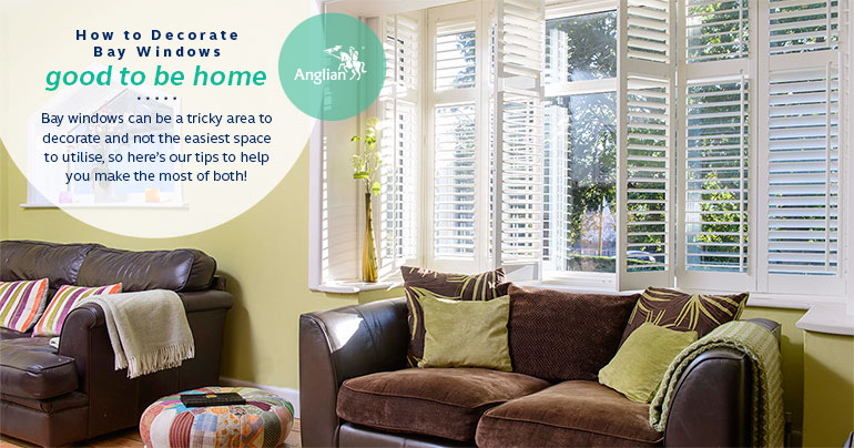 How To Decorate Bay Windows Good To Be Home