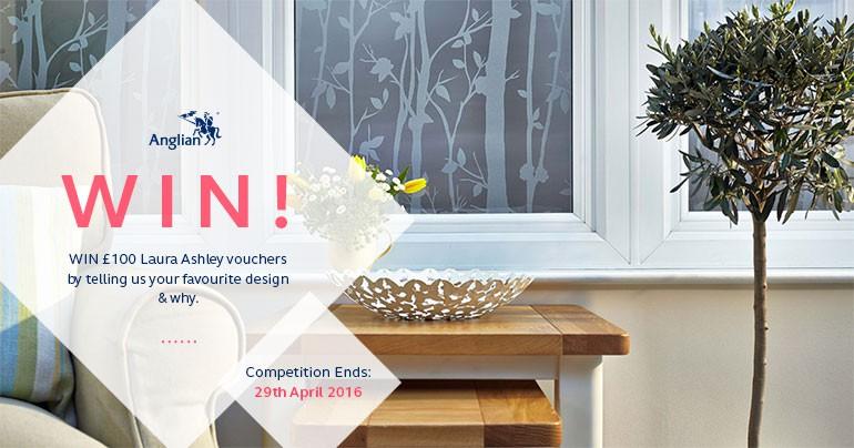 Win £100 Laura Ashley Voucher – What's Your Favourite Design?