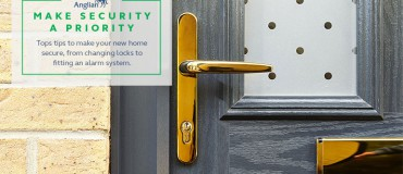 Security: A Priority in Your New Home?