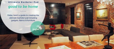 How to Create the Ultimate Bachelor Pad