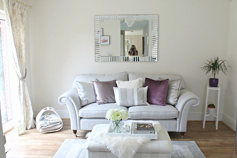 High Quality Ordinary Laura Ashley Living Room Designs Part   10: Jenny Tayloru0027s Living  Room Part 20