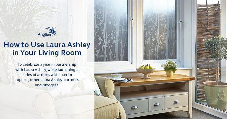 How to Use Laura Ashley in Your Living Room