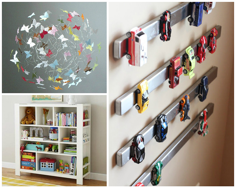 Ornaments & accessories for childrens room