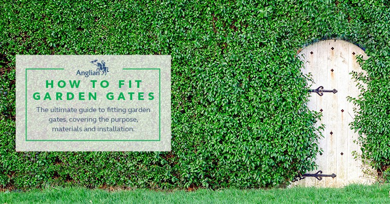 The Ultimate Guide to Fitting Garden Gates