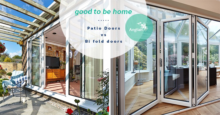 What's the Difference Between Patio Doors and Bi Fold Doors?
