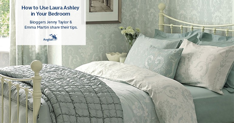 How To Use Laura Ashley To Decorate Your Bedroom Good To Be Home - Laura ashley bedroom