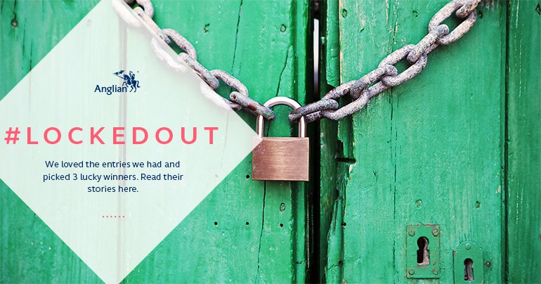 #LockedOut Competition Winners and Their Stories
