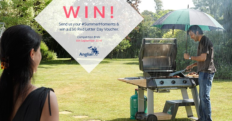 Win £50 Vouchers by Sharing Your #SummerMoments