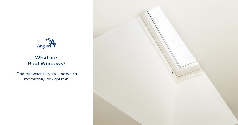 What Are Roof Windows & Why You Should Use Them in Your Home