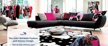 The Links Between Fashion and Interior Design