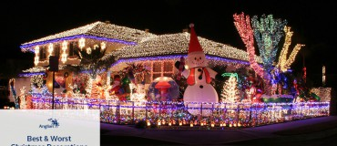 Deck the Halls – Best & Worst Christmas Decorations