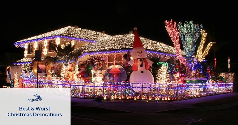 Deck The Halls - Best & Worst Christmas Decorations
