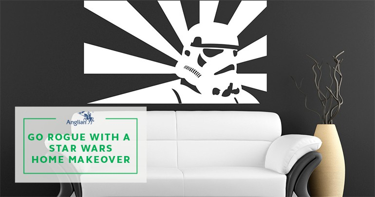 Go Rogue With a Star Wars Home Makeover